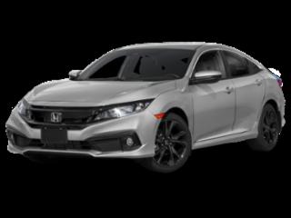 2019 Honda Civic Sedan in Port Richey FL