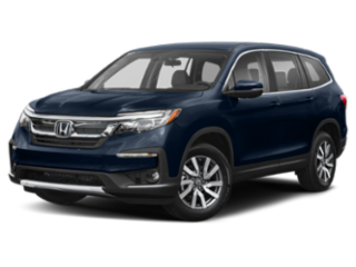 2020 Honda Pilot in Brockton MA