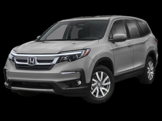 2020 Honda Pilot EX-L SUV AWD CVT