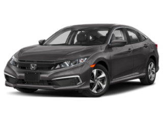 2020 Honda Civic Sedan in Longview TX