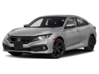 2020 Honda Civic Sedan in Thomasville GA