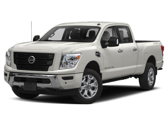 2020 Nissan Titan  Pickup  Automatic