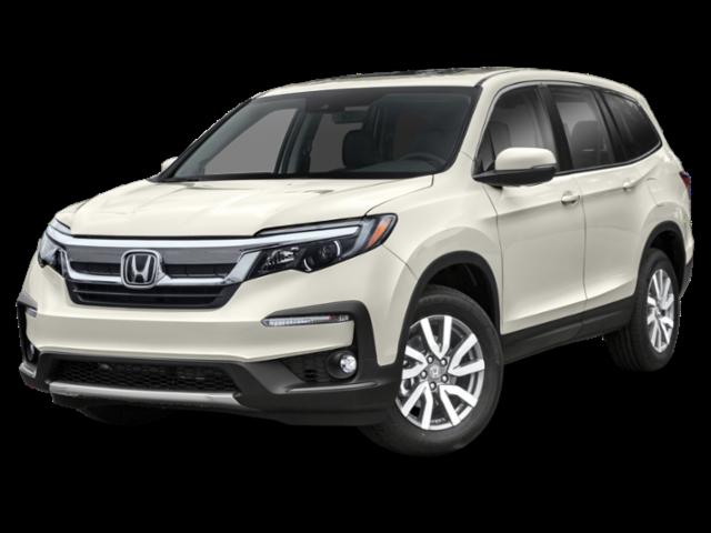 2021 Honda Pilot EX-L SUV AWD CVT
