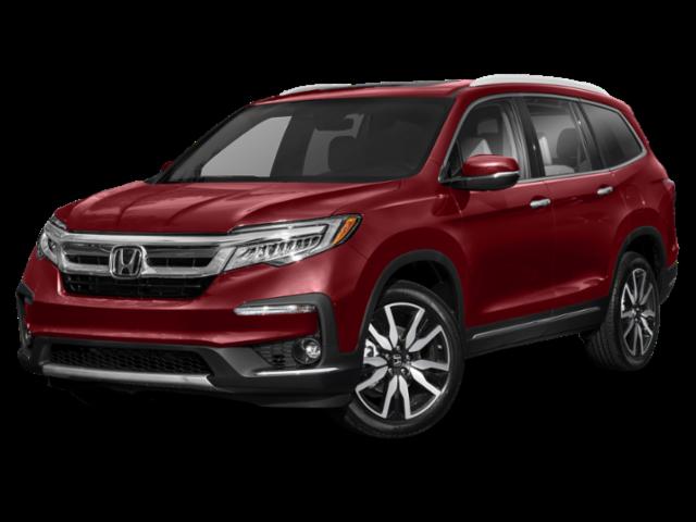 2021 Honda Pilot  SUV  CVT