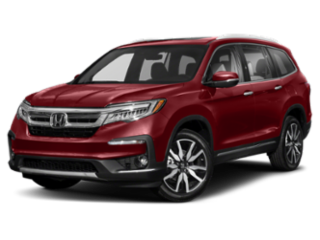 2021 Honda Pilot in Longview TX