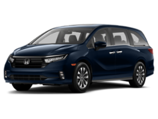 2021 Honda Odyssey in Cookeville TN